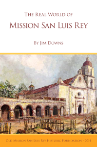 Mission front cover